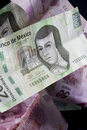 Mexican Money Stock Photography - 8387262