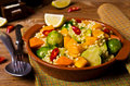 Pasta With Vegetables Royalty Free Stock Images - 83803089