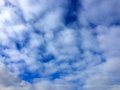 Natural Texture Of Clouds On The Sky Royalty Free Stock Photo - 83843855