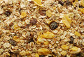 Muesli Background Royalty Free Stock Image - 8391536