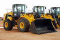 Bulldozer Royalty Free Stock Images - 8398419