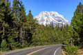 Road In  Grand Teton National Park Royalty Free Stock Photos - 83909718