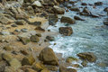 Sea, Waves, Sand And Stones Royalty Free Stock Image - 83997906