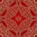 Vector Seamless Pattern In Eastern Style. Royalty Free Stock Images - 83998109