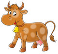 Cow Royalty Free Stock Photos - 840708