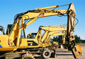 Diggers Stock Photography - 846452
