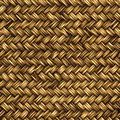 Basket Weave Royalty Free Stock Photography - 8404337