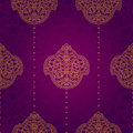 Vector Seamless Pattern In Eastern Style. Royalty Free Stock Images - 84008519