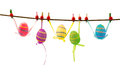 Colorful Easter Eggs Royalty Free Stock Images - 84045619