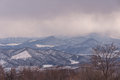 Sapporo Mounter View In Winter Stock Photography - 84050512