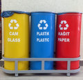 Recycle Containers Stock Images - 84062584