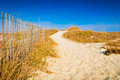 Beach Path Royalty Free Stock Image - 84101796