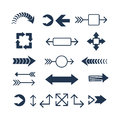 Arrow Web Icon Vector Illustration. Royalty Free Stock Images - 84194109