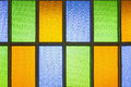 Colorful Stain Glass Windows. Royalty Free Stock Photo - 84200245