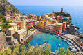 Vernazza, Italy Stock Images - 84216134