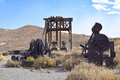 Bodie, Ghost Town Royalty Free Stock Photos - 84234438