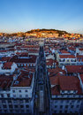 Lisbon Skyline Royalty Free Stock Photo - 84259345