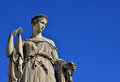 Classical Goddess Statue Royalty Free Stock Photography - 84260837