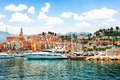 Menton Embankment, France Royalty Free Stock Images - 84292389