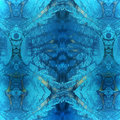 Abstract Vibrant Blue Texture, Background Stock Image - 84343801