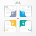 Infographics Design Template With Icons, Process Diagram Royalty Free Stock Images - 84349289