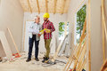 Architect And Foreman Working Stock Photos - 84419503