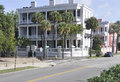 Charleston SC,August 7th:Historic House From Charleston In South Carolina Stock Images - 84422574