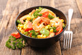 Shrimp Salad Royalty Free Stock Photography - 84446917