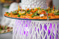 Catering Wedding Food Buffet Stock Image - 84483211