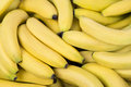 Pile Of Fresh Bananas Stock Image - 84528541