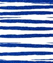Blue Ragged, Uneven Glittery Stripes Stock Photos - 84583523