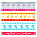Easter Patterns Royalty Free Stock Photos - 8463318