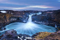 Waterfall In Iceland Royalty Free Stock Photos - 84601518