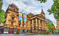 Melbourne Town Hall In Australia Stock Images - 84624294
