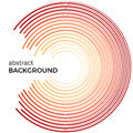 Abstract Vector Illustration Depicting Colored Circles On A White Background Royalty Free Stock Photo - 84640895