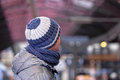 Man In Knit Hat Royalty Free Stock Photos - 84661278