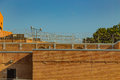 Noticeable Security At Lancaster County Prison Stock Images - 84685474