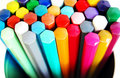 Coloring Pencils In Box Stock Images - 8471204