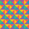 Vector Abstract Colorful Geometric Pattern Retro And Art Deco St Stock Photos - 84756743