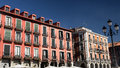 Valladolid Castilla Y Leon, Spain: Plaza Mayor Royalty Free Stock Images - 84785219