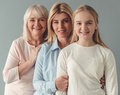 Daughter, Mom And Granny Royalty Free Stock Images - 84787399