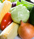 Vegetable And Fruit Royalty Free Stock Photography - 8488547