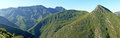 Panoramic Of The Outeniqua Mountains Stock Photography - 84838282
