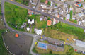 Aerial City View Of Urban Landscape In Banos Stock Images - 84843934
