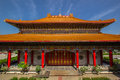 Chinese Temple In Thailand Royalty Free Stock Photo - 84880075