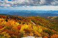 Fall On The Blue Ridge Parkway Stock Photos - 84907643
