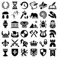 History And Culture Icon Royalty Free Stock Image - 84921096