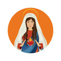 Holy Virgin Mary Stock Images - 84947154