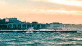 Windy Day In The City Of Trieste Royalty Free Stock Photos - 84947518