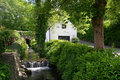 Old Water Mill Stock Photos - 850273